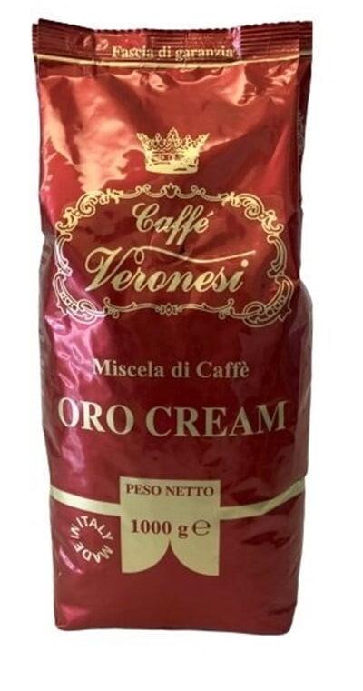 Cafe Veronesi Oro Cream 1kg Kawa