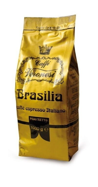 Caffe Veronesi Brasila 1kg Kawa