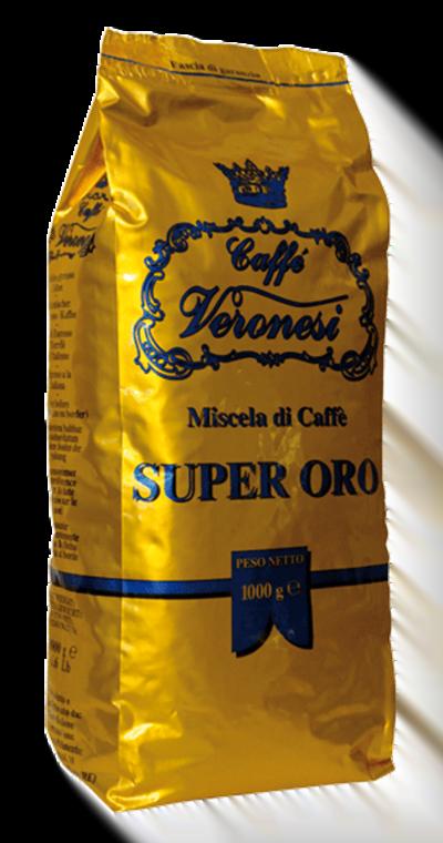 Caffe Veronesi Super Oro 1kg Kawa